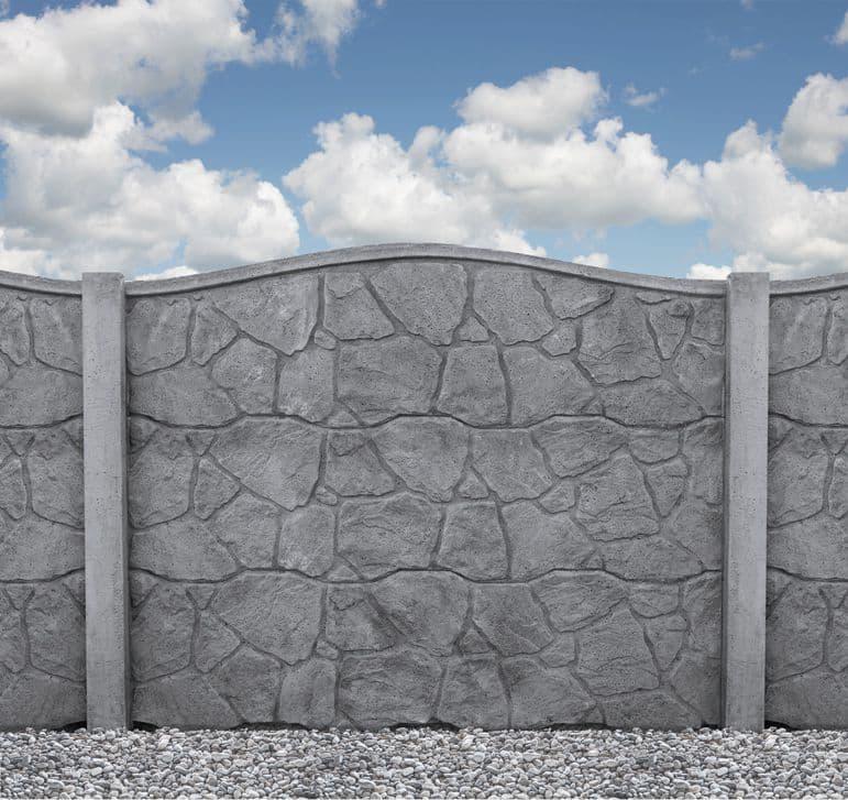 Gartenzaun Sichtschutz ALMP21